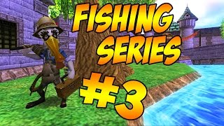 "Wizard101: Fishing Series ""Owl-Eyed Pike First Try??"" - Ep 3"