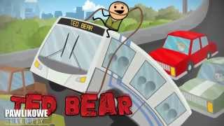 Ted Bear 2 - Cyanide & Happiness Shorts (Dubbing PL)