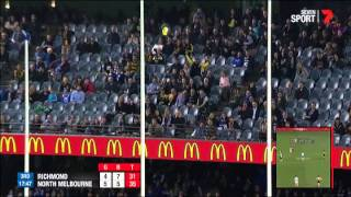 Bachar bangs it home - AFL