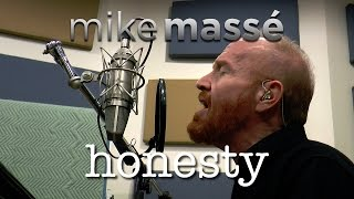 Honesty (acoustic Billy Joel cover) - Mike Massé