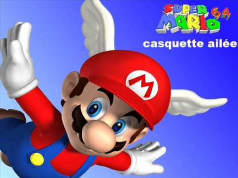 how to use wing cap mario 64