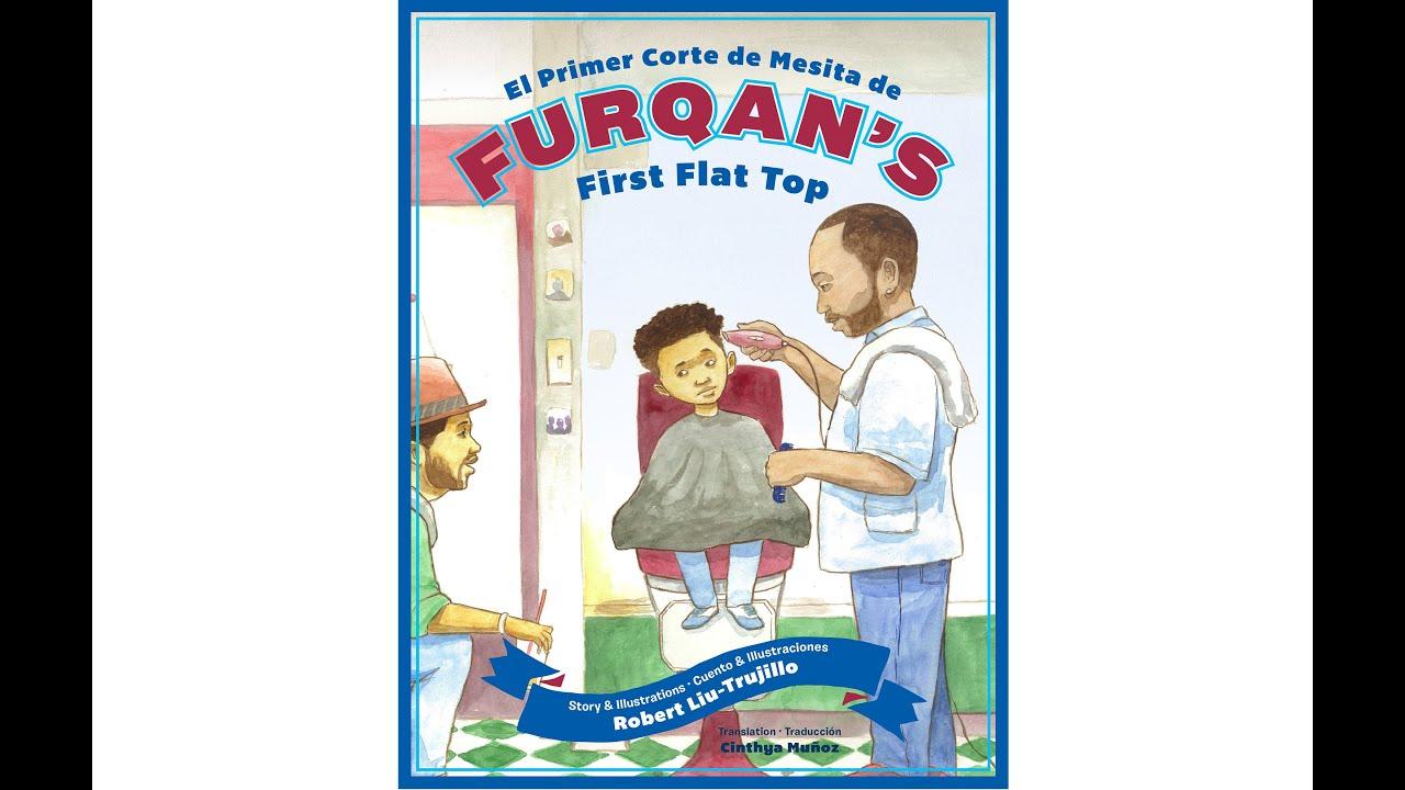 Furqan's First Flat Top Read-Aloud