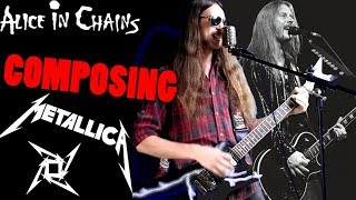 What If ALICE IN CHAINS wrote THE UNFORGIVEN