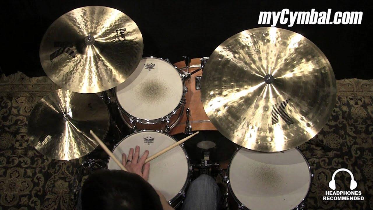 Crash Cymbals Translation : zildjian 18 k dark medium thin crash cymbal k0915 1073014s youtube ~ Vivirlamusica.com Haus und Dekorationen