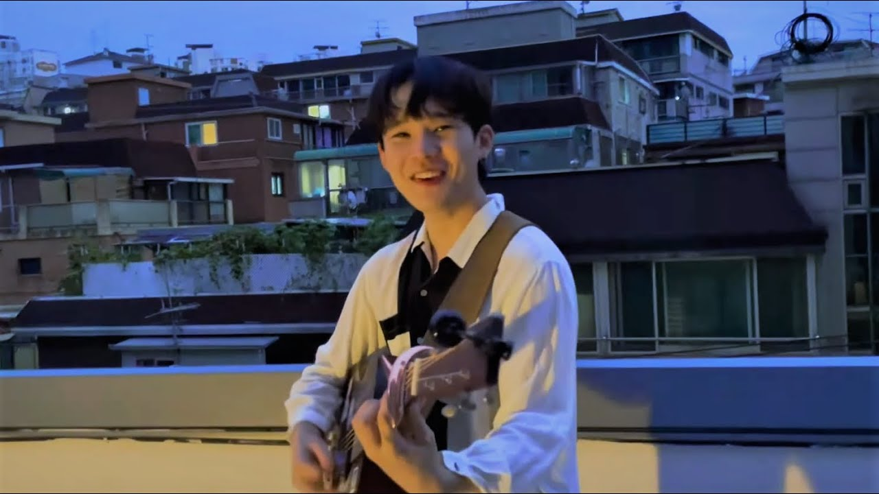 Coldplay X BTS - My Universe 나의 우주 (Acoustic Rooftop Cover by BOYHOOD)