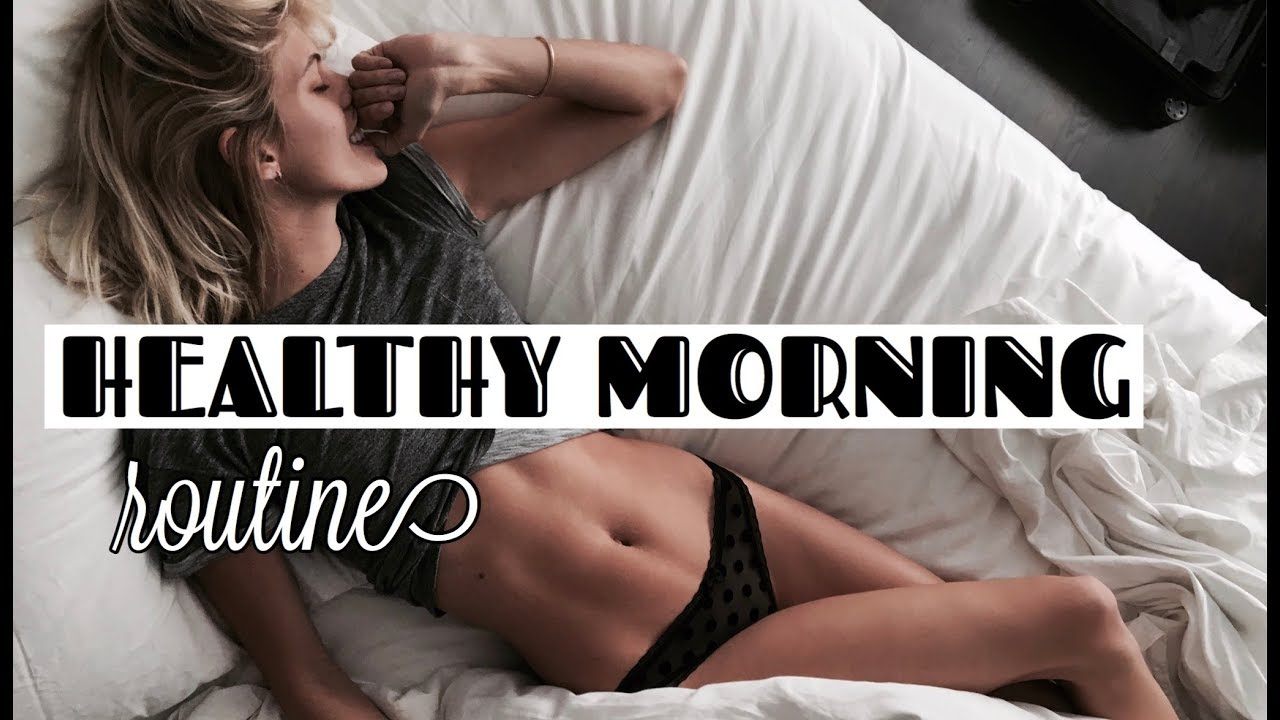 My Healthy Morning Routine | Tips on How I Reduced My Cellulite | Devon Windsor