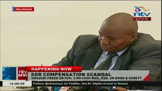 Muhammad Swazuri released on Ksh. 3.5M cash bail
