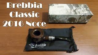 Dýmka Brebbia Classic 2016 Noce