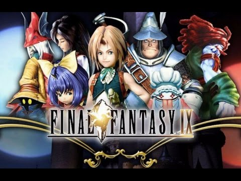 FINAL FANTASY IX iOS / Android Gameplay