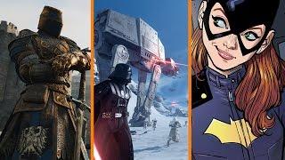 For Honor BOYCOTT + Battlefront 2 Revealed + Avengers Director Joins Batgirl - The Know