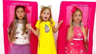 Like Nastya kauft neue Puppen und was passiert, wenn YouTube-Kinder verschwinden?