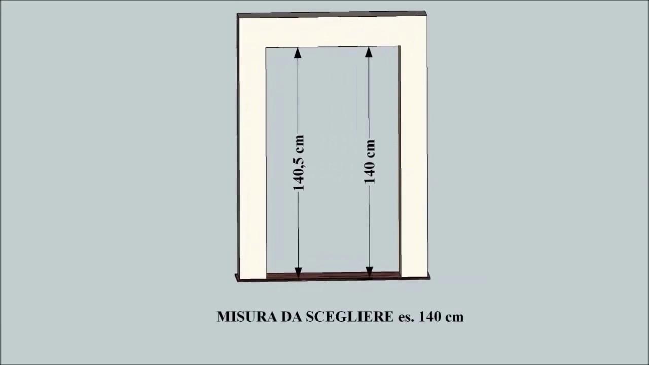 Misure standard finestre interesting misure ingombri - Finestre velux misure ...