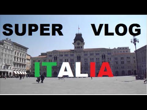 Super Vlog Italia - Barcos y Putas - Venecia -Trieste
