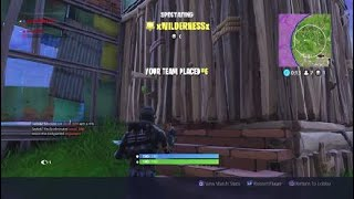 Fortnite_we found 2 vendind machines  in one game and nearly  won