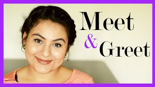 Meet & Greet Announcement!!! {Delhi fashion blogger}