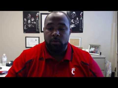 Information Technology Advising Vlog 8.23.13 (Univ. of Cincinnati