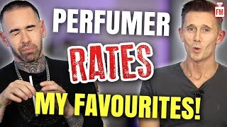 Perfumer Rates... My Favourites!