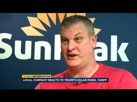 Madison Companies Say Solar Panels Will Remain Affordable Despite Trump's New Tariffs