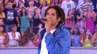 NATIRUTS - Groove Bom - Programa TV Xuxa