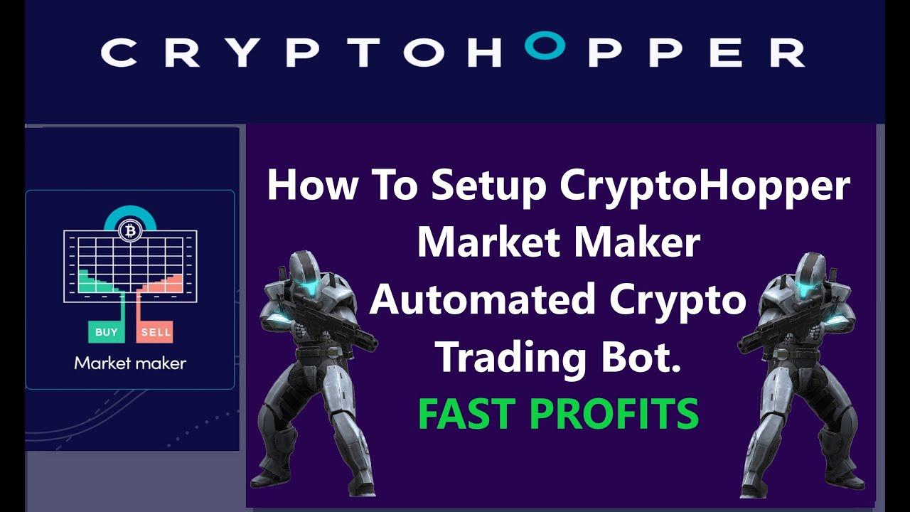 market maker bitcoin bot)