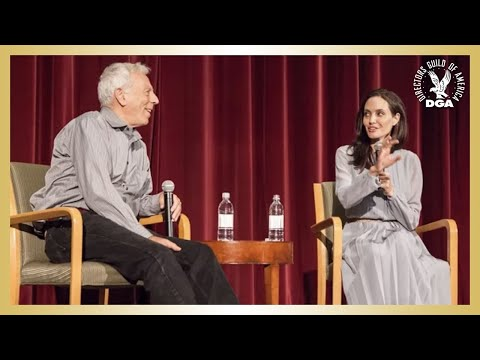 By the Sea DGA Q&A with Angelina Jolie...