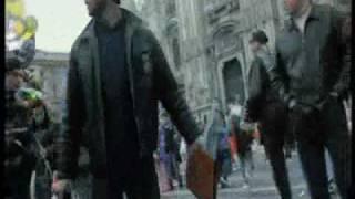 Palermo Milano la scorta di Leofonte