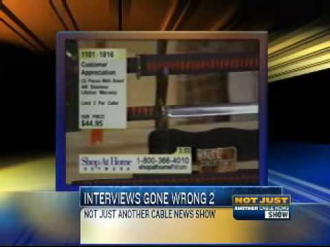 Interviews Gone Wrong - Not Just Another Cable News Show