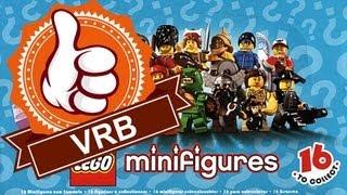 Обзор LEGO 8805, 5 серия коллекционных минифигурок.(Обзор LEGO, 5 серия, коллекционных минифигурок! COMPLETE Set! LEGO Collectable Minifigures (Series 5) Review. Полный список обзоров Колле..., 2013-06-09T07:56:56.000Z)
