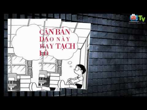 "Trái Tim Tan Vỡ - Doremon by "" STAND """
