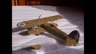 Italeri 1/48 Fiat CR. 42 Falco