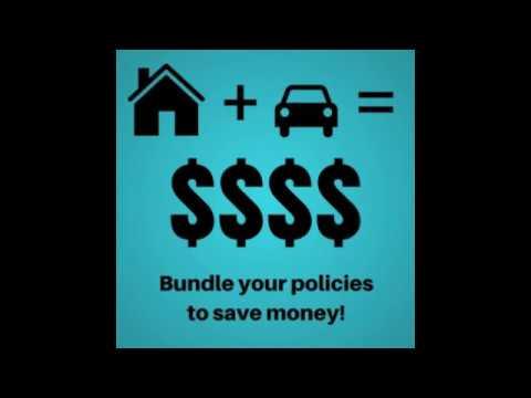 Bundle Your Home & Auto Insurance!