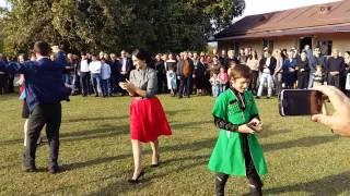 Абхазская свадьба. Село Лыхны, семья Вадима Габуния, 22.10.2016