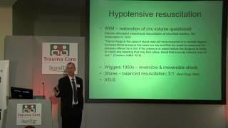 Trauma Care Conference 2014: Shock and Resuscitation in Trauma