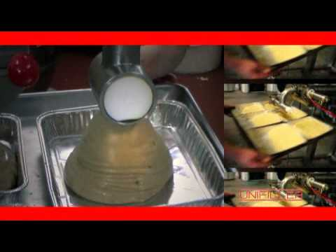 Unifiller Automated Cake Icing Equipment