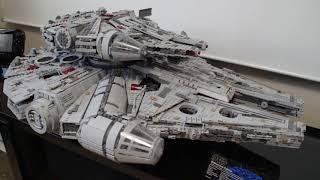 Lepin UCS Millennium Falcon 05132 Review