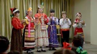 2015 03 19 Варенька Комар шуточку шутил Младшая группа