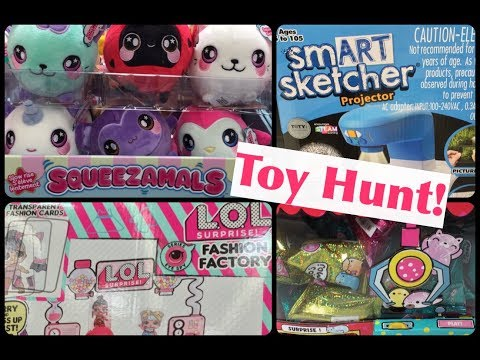 Toy Hunt at Maryland Walmart Store – Shimmeez, Zookiez Slappy, LOL Fashion Crush & More!