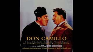 Alessandro Cicognini - Don Camillo OST - Best tracks