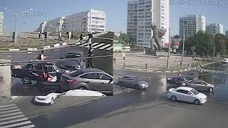 Призрачный гонщик ДТП 21.09.2018