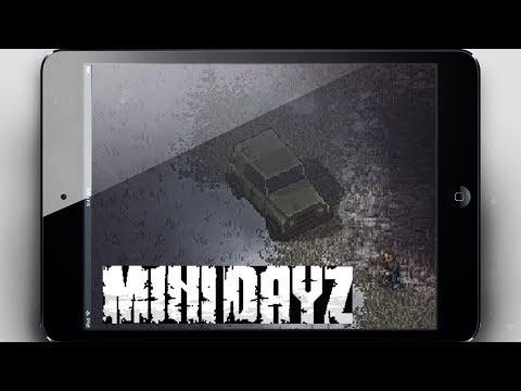 ВЫЖИВАНИЕ И ЗОМБИ!! ДЕНЬ Z в 2D!  Mini DayZ Обзор и Первый взгляд!
