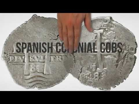 World Numismatic Video on the Cob Coinage