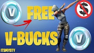 HOW TO GET V-BUCKS FOR FREE!!! *NEW* Easy Free VBucks / FORTNITE BATTLE ROYALE - XBOX PC PS4