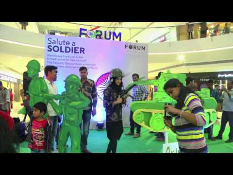 Forum Mall Republic Day