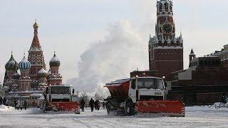 """Москву ждет """"Морозный Армагеддон"""""""