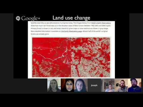 Understanding Global Change: Welcome to the Anthropocene!