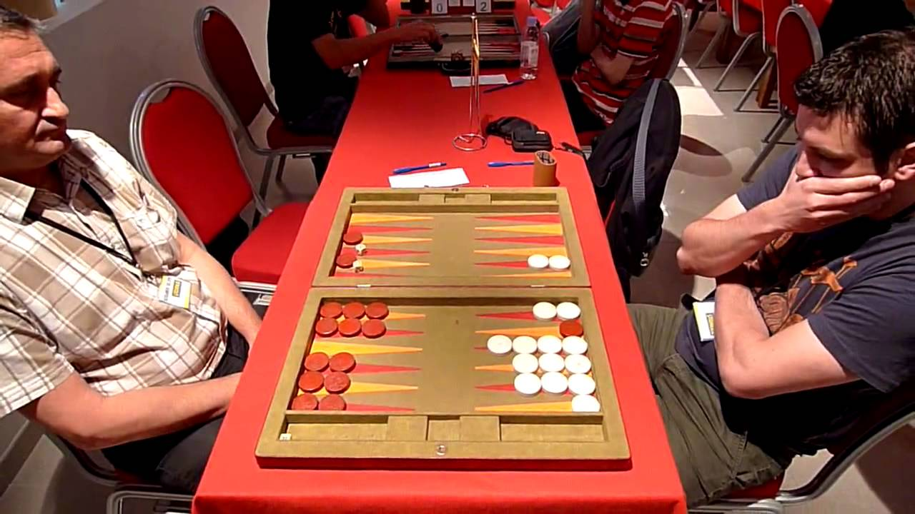 Backgammon Regel
