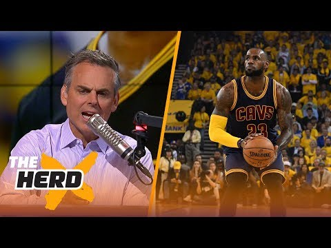LeBron James and Kyrie Irving: Is their relationship irreparable? | THE HERD