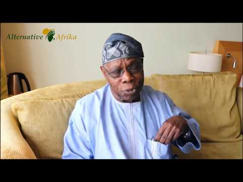 Interview with President Olusegun Obasanjo  - Making Africa Work