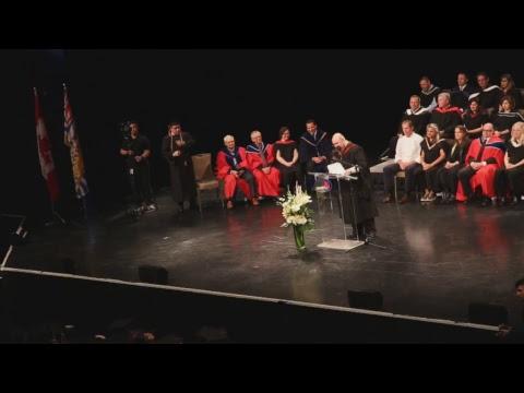 LaSalle College Vancouver Convocation Ceremony Live Stream