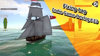 Indie Game Devlog #33 - Fixing Bad Connection, Ping and Packet Losses - Conqueror of the Seas